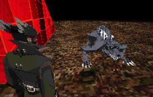 Программистка делает димейк Bloodborne в стиле PS1: поиграть пока нельзя, но выглядит уже отлично