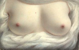 Первый нюдс в истории — «Раскрытая красота» Сары Гудридж (1828)