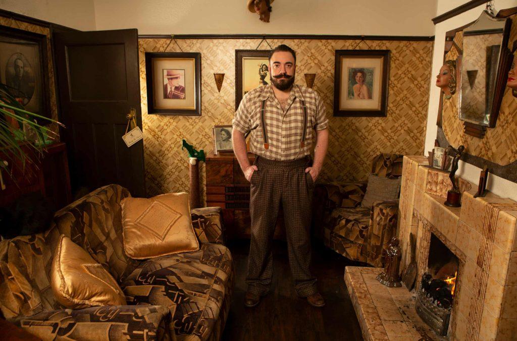 «Я закрываю дверь и ощущаю, что вернулся в 1936»: истории людей, которые превратили свои дома в капсулы времени