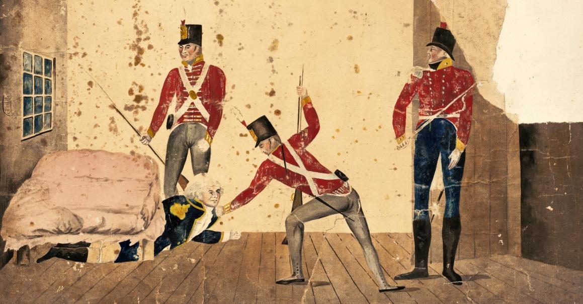 ромовый бунт капитан блай