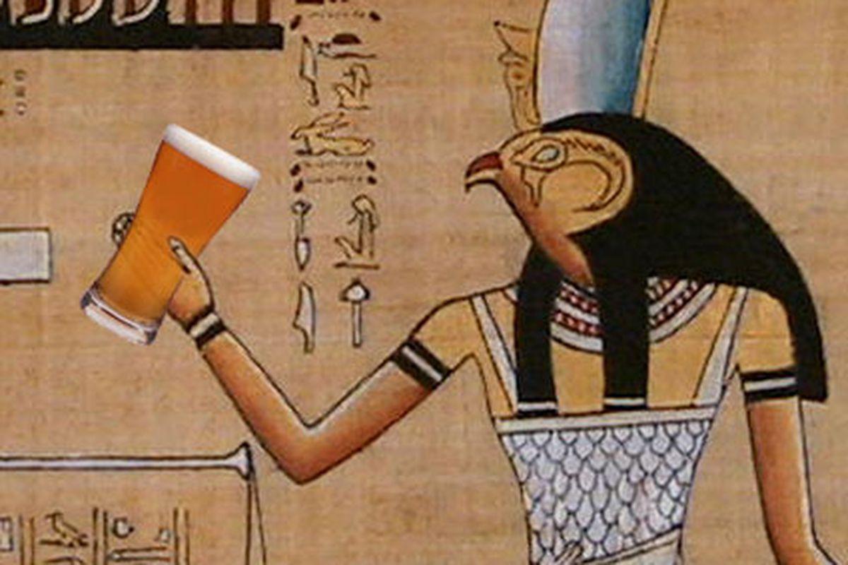 пиво в древнем египте древнеегипетское пиво отвратительные мужики