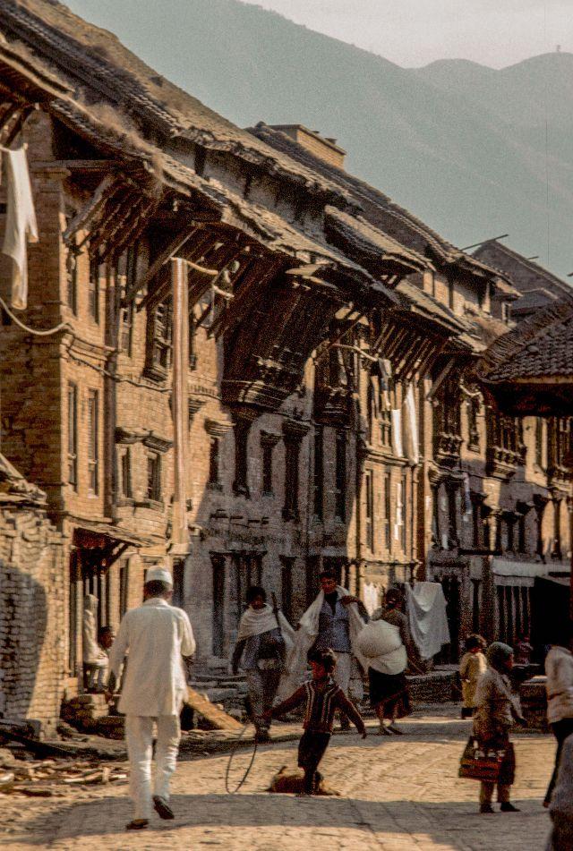 старые фото непал 1976 отвратительные мужики
