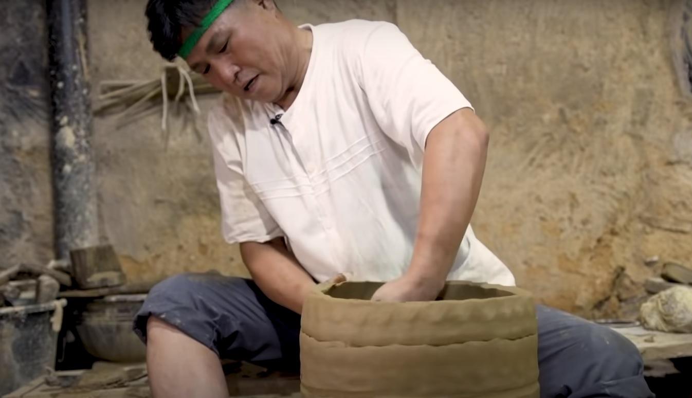 видео гончар кимчи гончарное мастерство видео