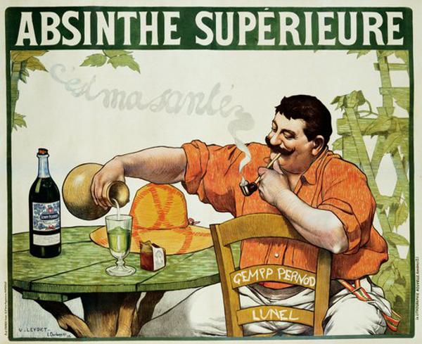 Как правильно пить абсент, и почему он похож на пиво с дихлофосом