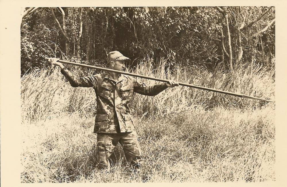 джин моррис охотник с копьем отвратительные мужики