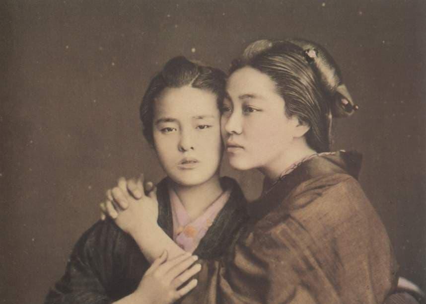 японские лесбиянки лесбийская связь