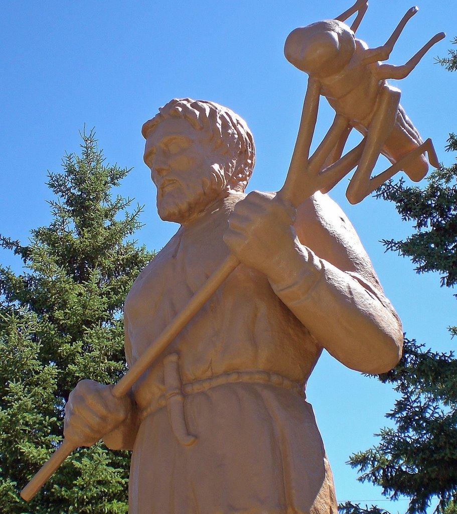 Урхо — вымышленный святой: финны придумали его, чтобы можно было пить на День святого Патрика