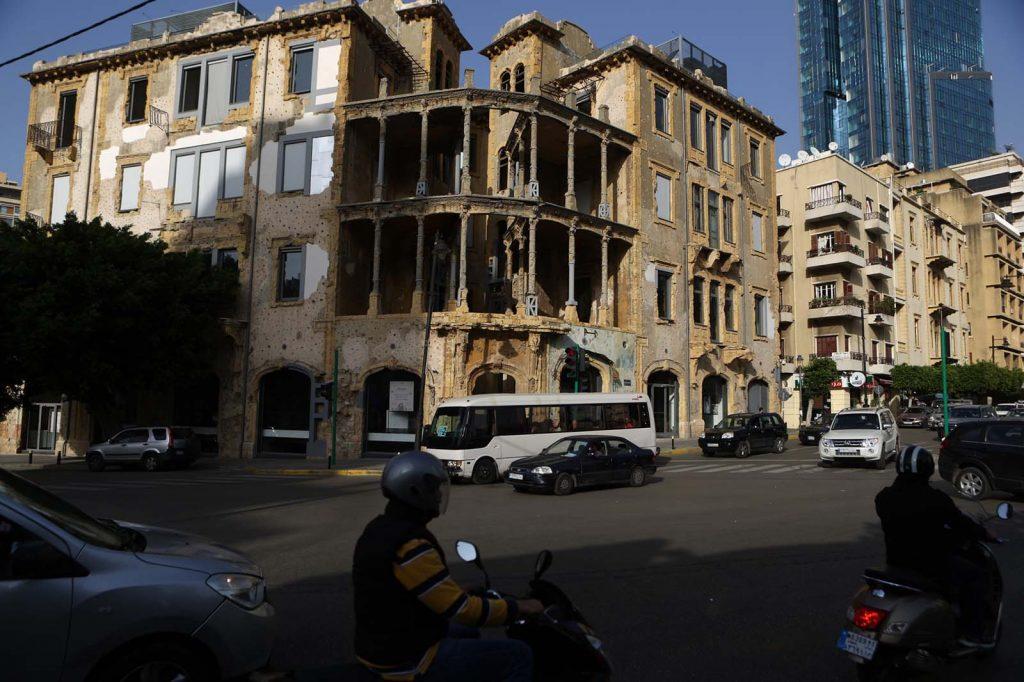 Ливанская война на фото: как жемчужина Ближнего Востока превратилась в пустошь