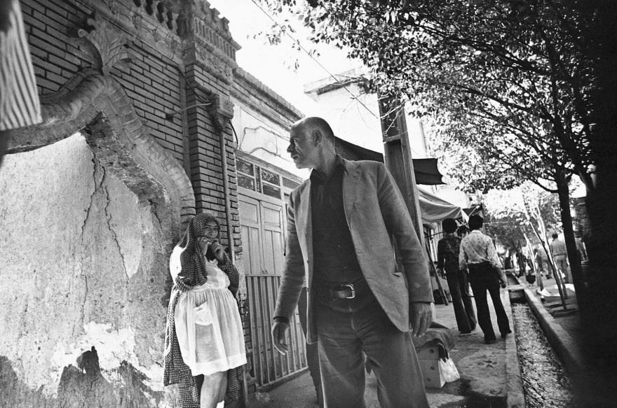 квартал красных фонарей иранские проститутки иран 70-х