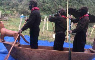Мексиканские революционеры под началом «постмодернисткого Че Гевары» хотят переплыть Атлантику на лодке и «захватить» Испанию