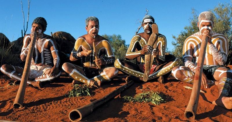 австралийский метод запоминания австралийских аборигенов
