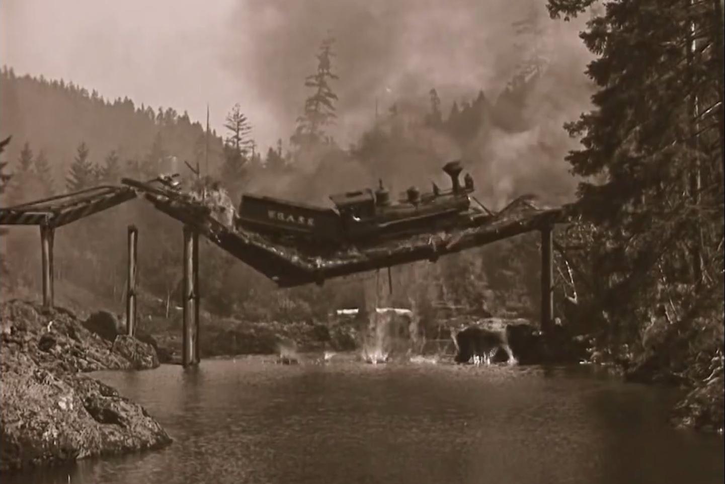 поезд генерал бастер китон самый дорогой кадр в истории немого кино