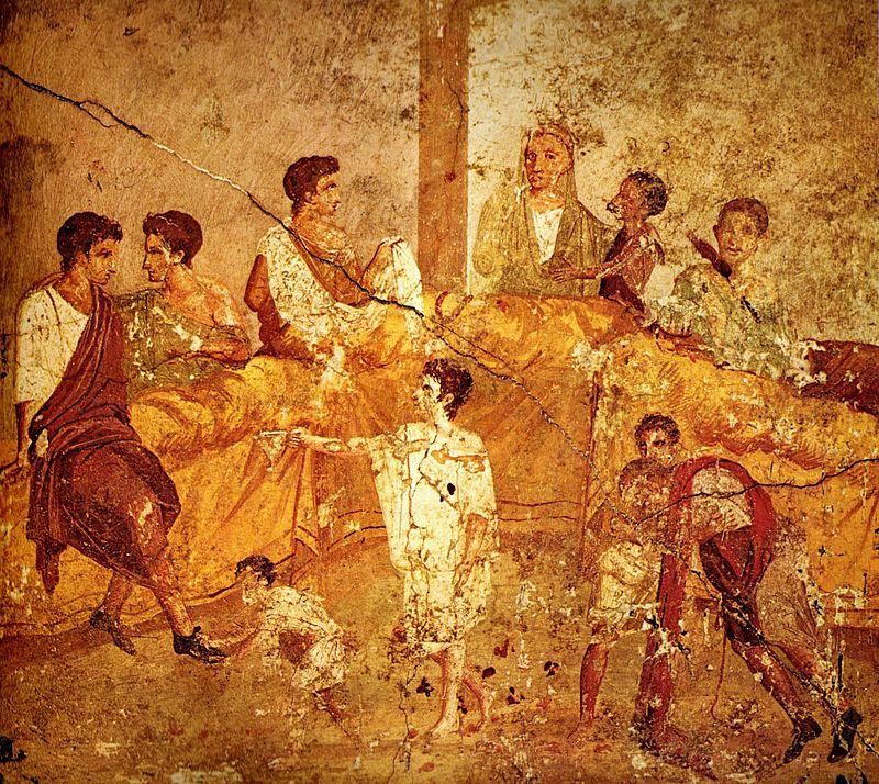 Страх и ненависть в Древнем Риме: галлюциногенная рыба, которой упарывались в античности