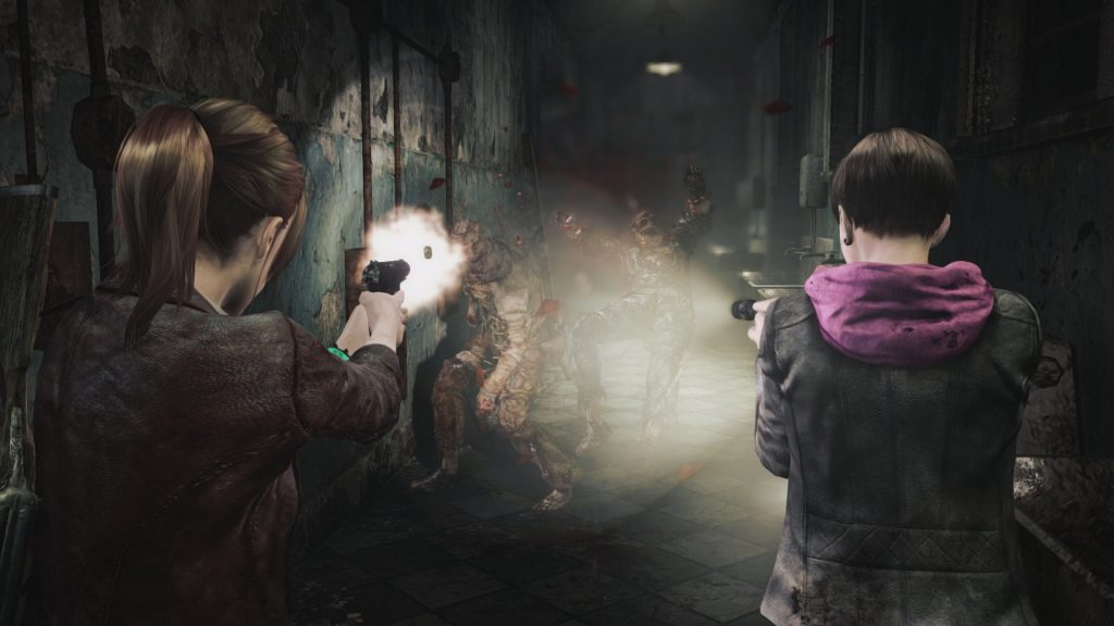 re top 04 1024x576 - Resident Evil — от худшей части к лучшей