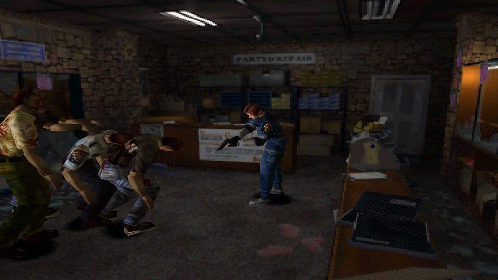 re top 06 1024x576 - Resident Evil — от худшей части к лучшей