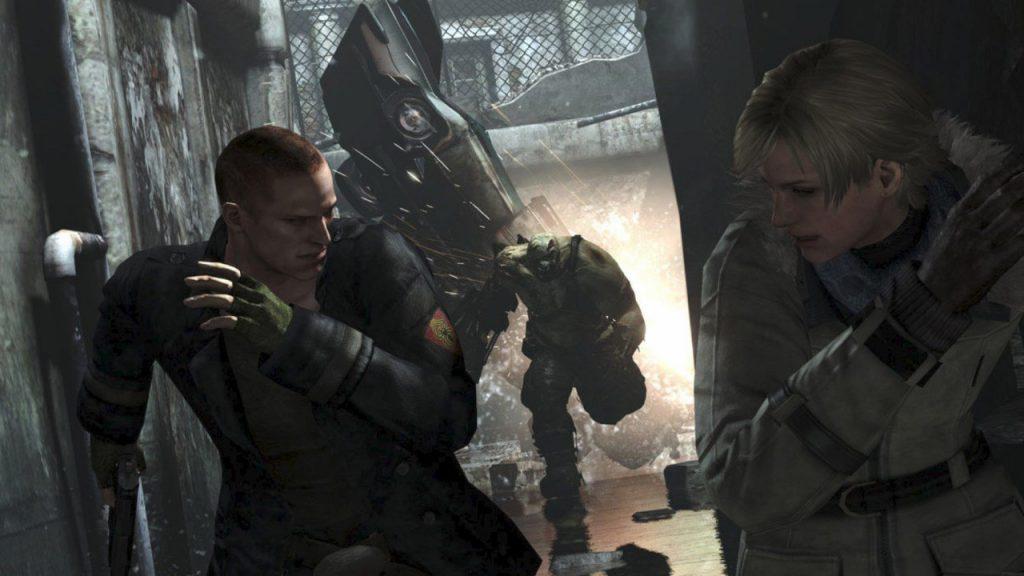 re top 07 1024x576 - Resident Evil — от худшей части к лучшей