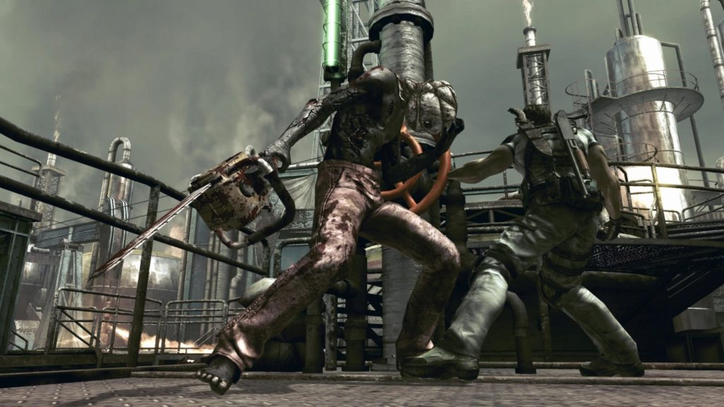 re top 08 1024x576 - Resident Evil — от худшей части к лучшей