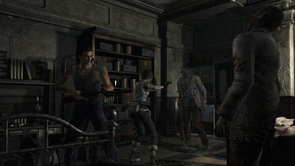 re top 09 1024x576 - Resident Evil — от худшей части к лучшей