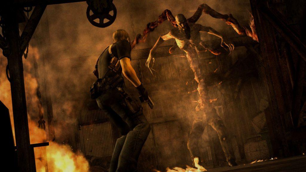 re top 13 1024x576 - Resident Evil — от худшей части к лучшей