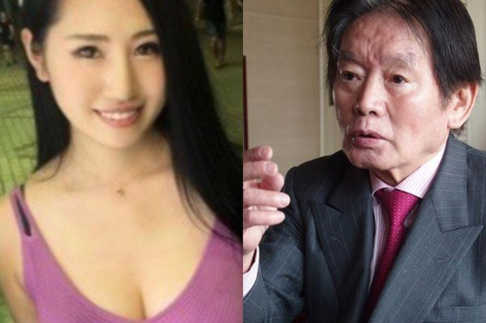японская порноактриса Саки Судо отравила мужа