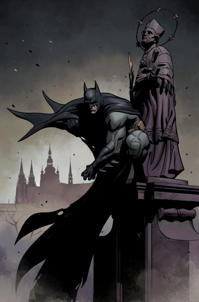 zagruzheno 4 675x1024 - Авторы из России нарисовали комикс для антологии DC про Бэтмена