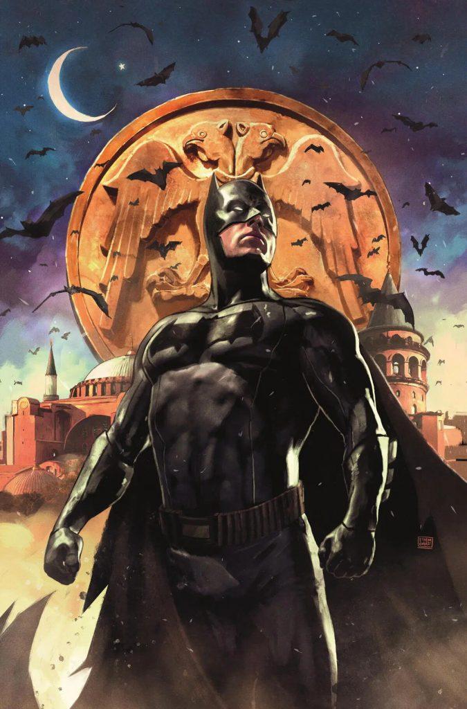 zagruzheno 8 675x1024 - Авторы из России нарисовали комикс для антологии DC про Бэтмена