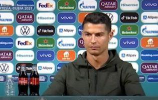 Роналду против «Колы»: главный мем чемпионата Европы по футболу