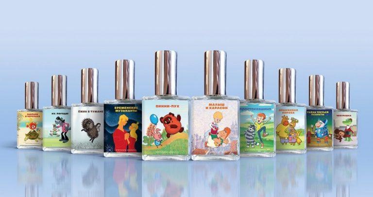 парфюм с запахом огурца