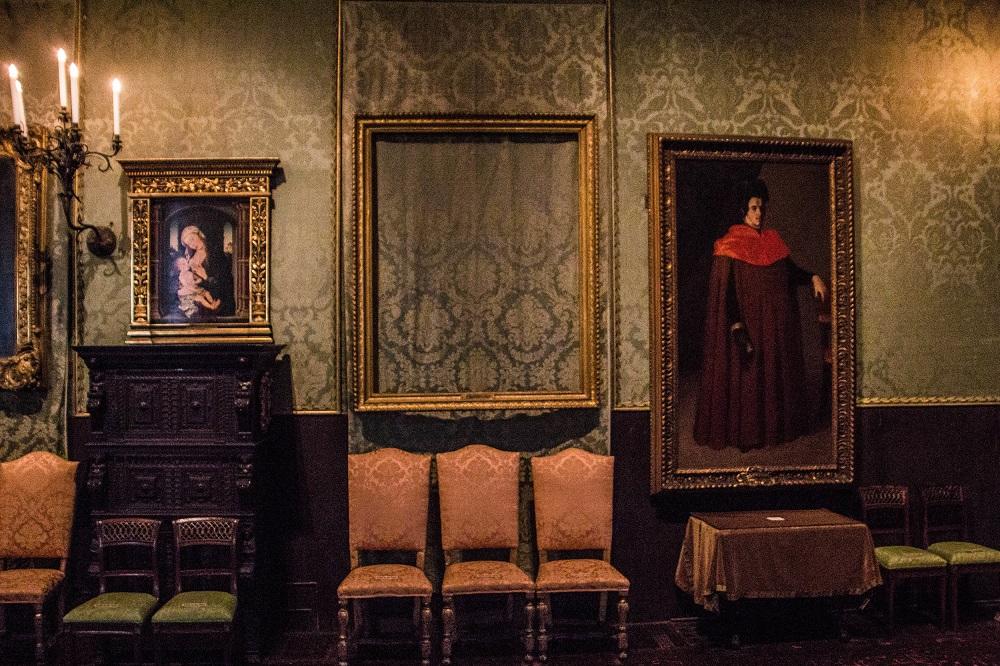 isabella stewart gardner museum boston 23 1 - Загадка пропавших шедевров: как фальшивые копы ограбили музей в Бостоне на 500 миллионов и оставили в дураках ФБР