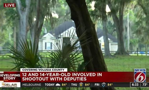 шутинг в флориде gta подростки устроили стрельбу