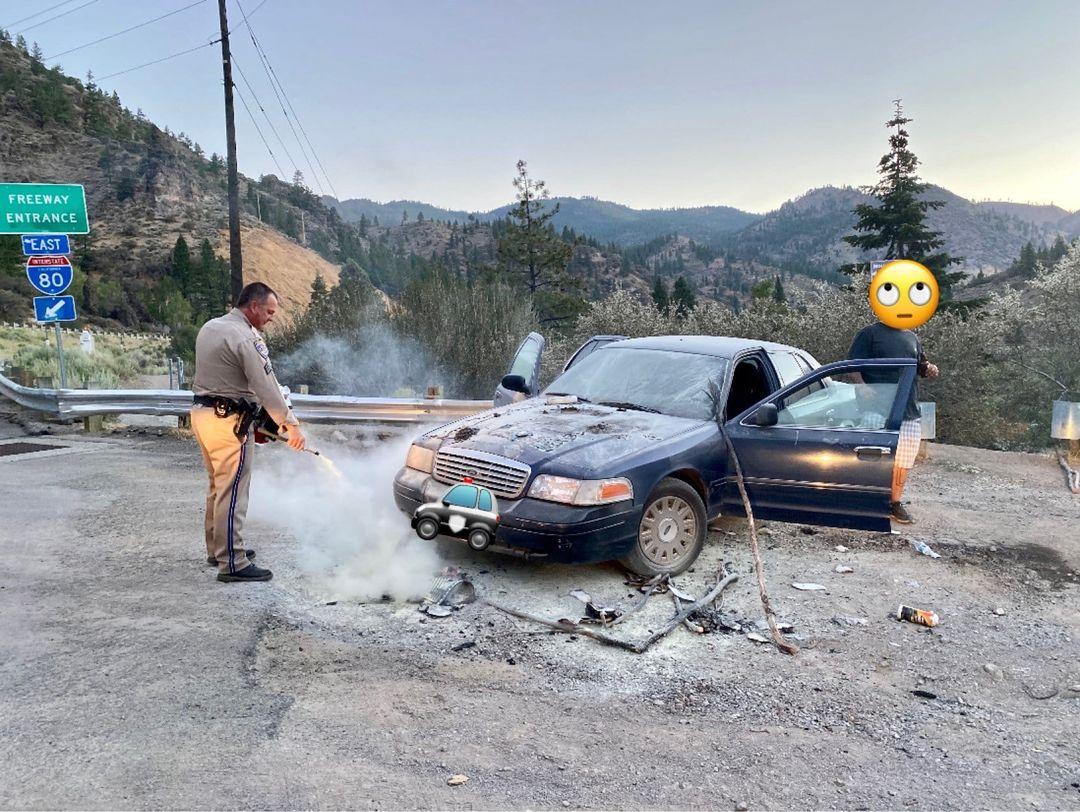 cел медведь в машину и сгорел понедельник начинается с дичи