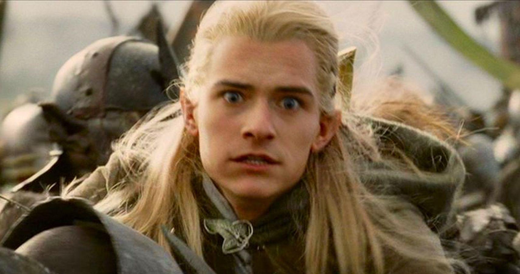 эльфы потеют ли эльфы толкин леголас падение гондолина