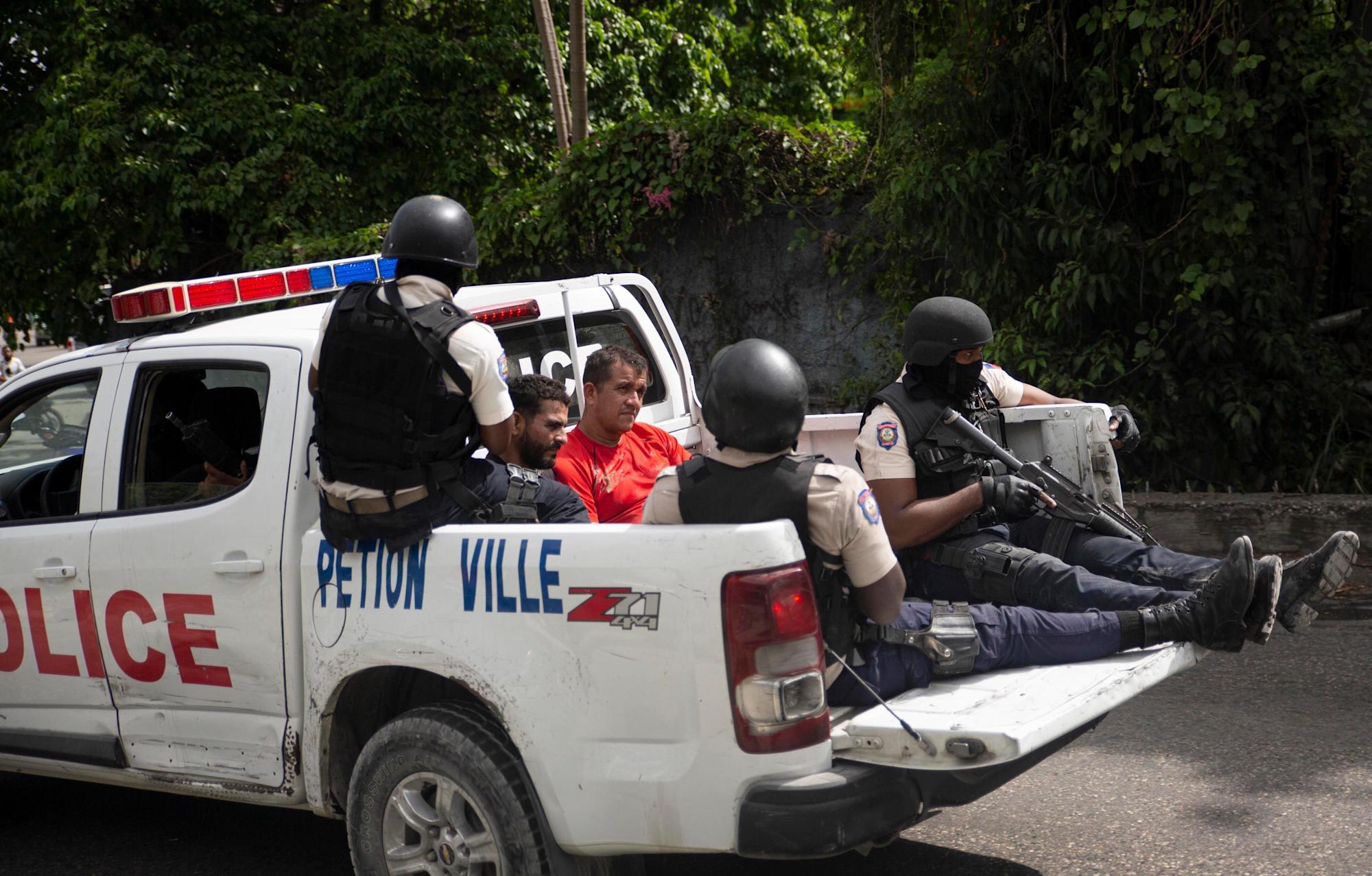 мужчина из флориды убийство президента гаити сша
