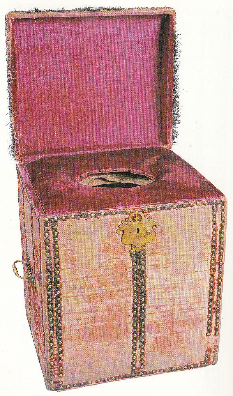 groom of the stool 3 - Камергер стула — как жил личный подтиратель задницы короля