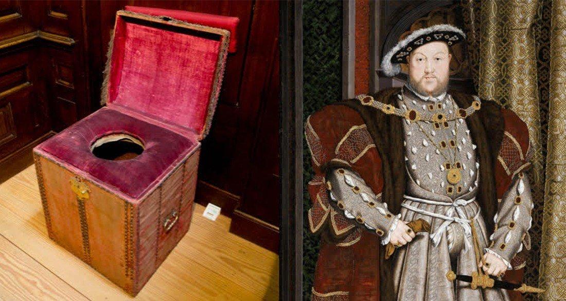 groom of the stool 7 - Камергер стула — как жил личный подтиратель задницы короля
