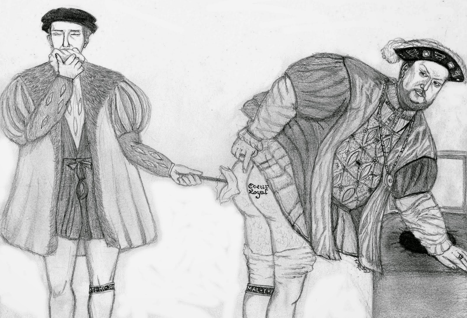 groom of the stool 8 - Камергер стула — как жил личный подтиратель задницы короля