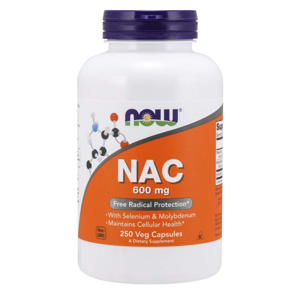 лекарство от похмелья N-ацетилцистеин