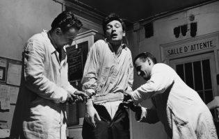 Фото: жизнь во французских психиатрических лечебницах 50-х годов