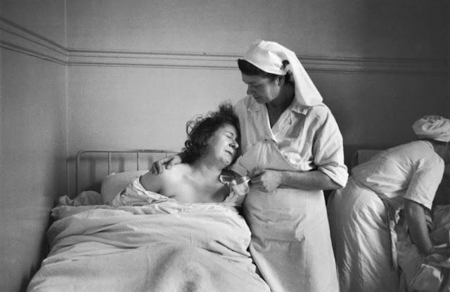 jean philippe charbonnier 12 - Фото: жизнь во французских психиатрических лечебницах 50-х годов