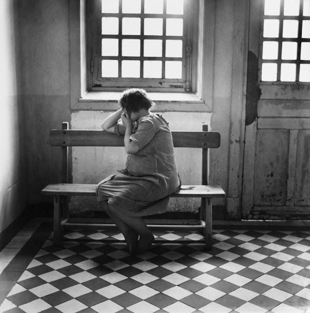 jean philippe charbonnier 13 - Фото: жизнь во французских психиатрических лечебницах 50-х годов