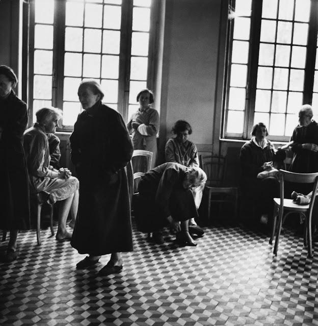 jean philippe charbonnier 15 - Фото: жизнь во французских психиатрических лечебницах 50-х годов