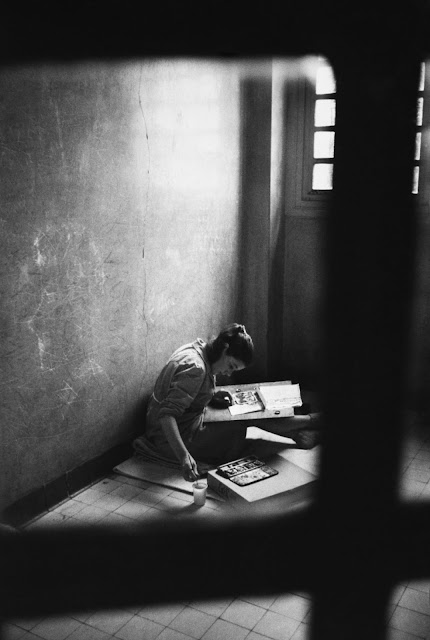 jean philippe charbonnier 16 - Фото: жизнь во французских психиатрических лечебницах 50-х годов