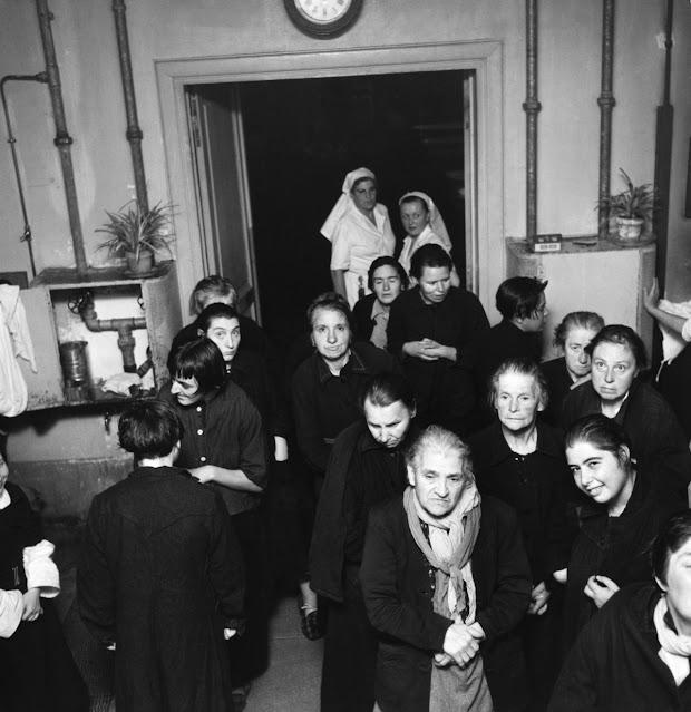 jean philippe charbonnier 17 - Фото: жизнь во французских психиатрических лечебницах 50-х годов