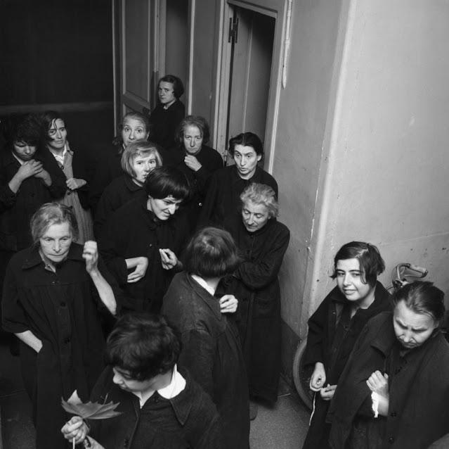 jean philippe charbonnier 18 - Фото: жизнь во французских психиатрических лечебницах 50-х годов