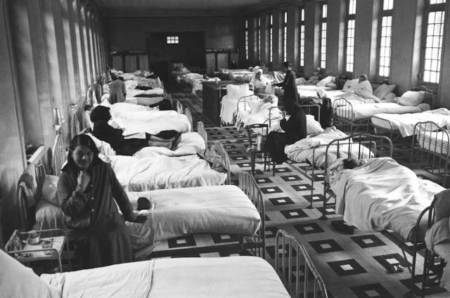 jean philippe charbonnier 19 - Фото: жизнь во французских психиатрических лечебницах 50-х годов
