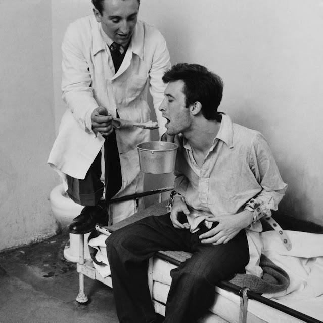 jean philippe charbonnier 2 - Фото: жизнь во французских психиатрических лечебницах 50-х годов
