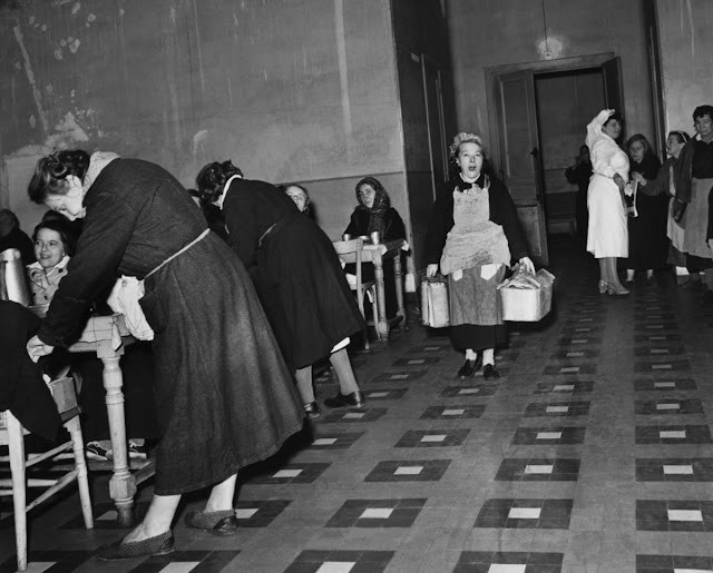jean philippe charbonnier 20 - Фото: жизнь во французских психиатрических лечебницах 50-х годов