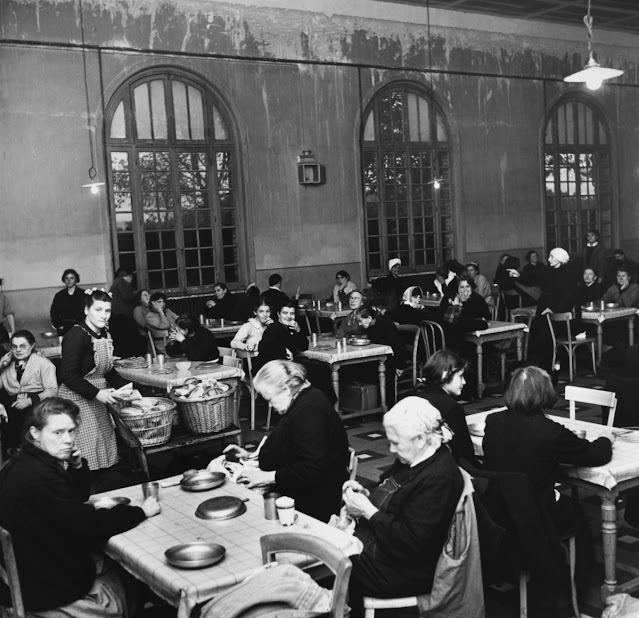 jean philippe charbonnier 22 - Фото: жизнь во французских психиатрических лечебницах 50-х годов