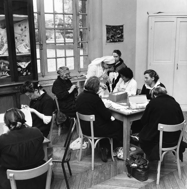 jean philippe charbonnier 23 - Фото: жизнь во французских психиатрических лечебницах 50-х годов