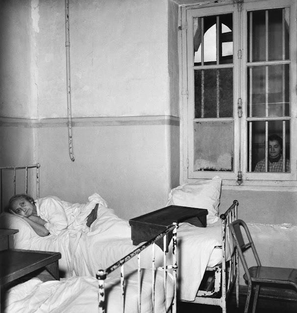 jean philippe charbonnier 24 - Фото: жизнь во французских психиатрических лечебницах 50-х годов